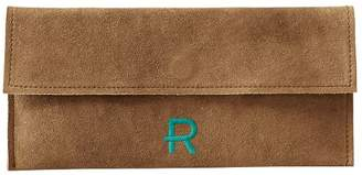 Mark And Graham Suede Boho Envelope Clutch