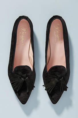 Bisue Ballerinas Tasseled Loafers