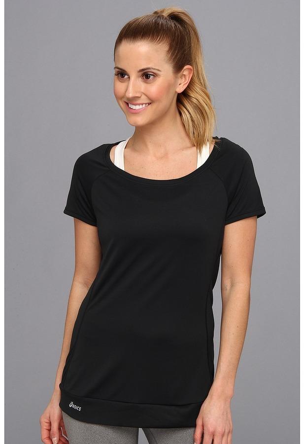 Asics Favorite Short Sleeve Tee Women's Short Sleeve Pullover