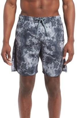 Men's Nike Swim Trunks $58 thestylecure.com