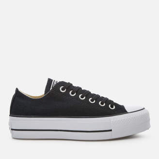 7e315864a8b0 Converse Chuck Taylor All Star Lift Ox Trainers