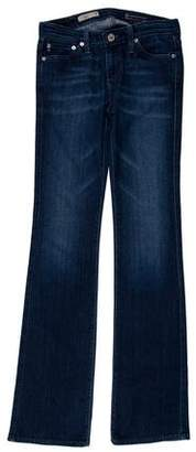 Adriano Goldschmied Angel Low-Rise Jeans