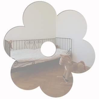 Camilla And Marc Mungai Mirrors 45 x 45 cm Daisy Flower Acrylic Mirror