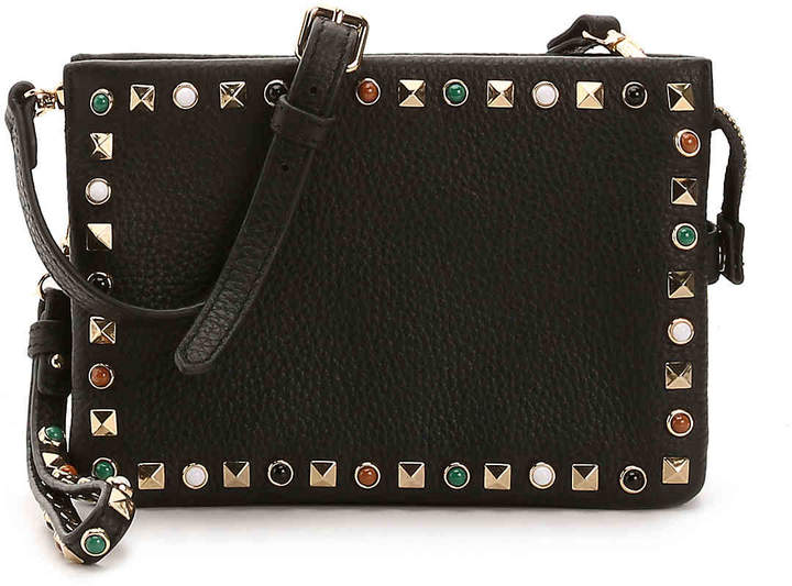 Vince Camuto Women's Tysa Leather Crossbody Bag