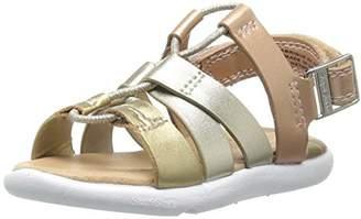 1e600c3b3d9 Step   Stride Ashton-P Baby Girl s Adjustable Sandal