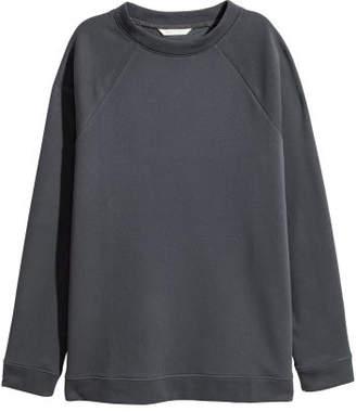 H&M Long Sweatshirt - Blue