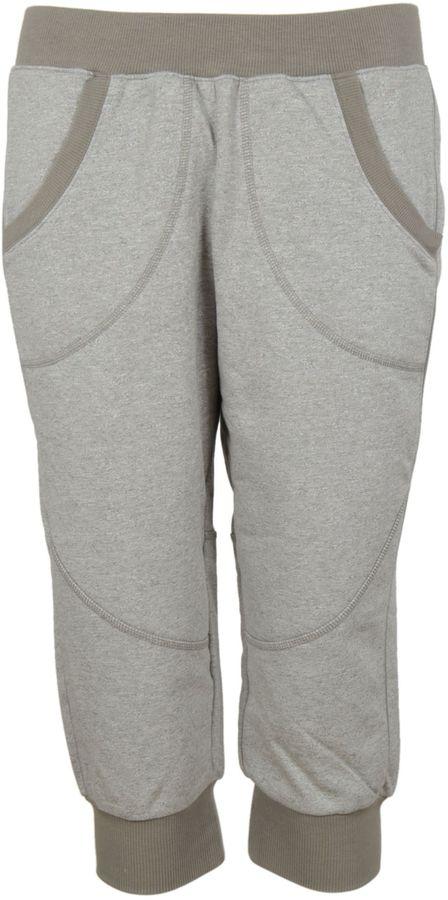 Grey ess 3/4 Sweatpants