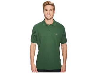 Lacoste Short Sleeve Classic Pique Polo Shirt Men's Short Sleeve Pullover