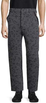 Y-3 Men's Future Wool-Blend Pants
