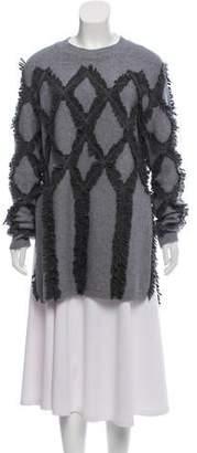 Jonathan Simkhai Medium-Weight Wool Sweater