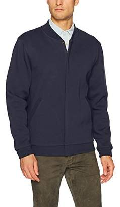 Pendleton Men's Baseball Jacket in Knit Jacquard