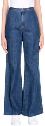 Free People Denim pants - Item 42673123HJ