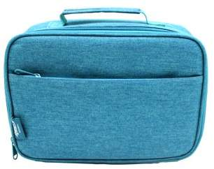 Gathery Premium Insulated Lunch Bag for Men Women Kids (Turquoise)