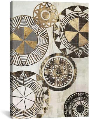 iCanvas Icanvasart African Rings I By Tom Reeves