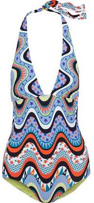 M Missoni Printed Swimsuit