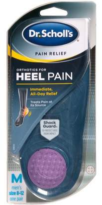 Dr. Scholl's Dr. Scholls Pain Relief Orthotics for Heel for Men, 1 Pair, Size 8-12