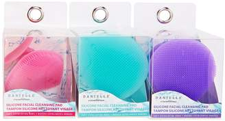 Danielle Assorted Silicone Facial Cleansing Pad