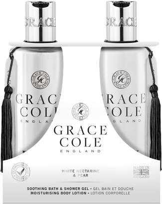 Next Womens Grace Cole Nectarine And Pear 300ml Body Care Duo