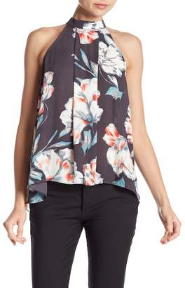 1 STATE 1.State Halter Neck Blouse