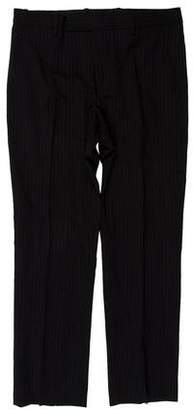 Marni Pinstripe Wool Pants