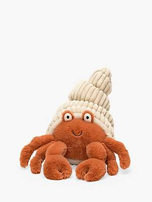 Jellycat Herman Hermit Soft Toy