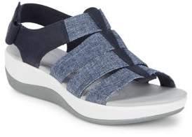 Clarks Arla Shylie Elastic Sandals