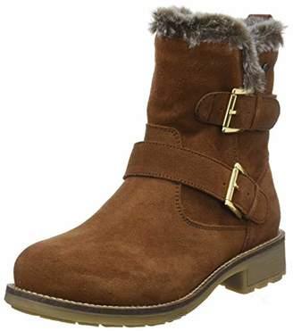 Coronel Tapiocca Women's Serraje Havana Botin Ankle Boots, Brown 0