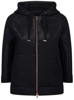 Herno Metallic Hooded Jacket