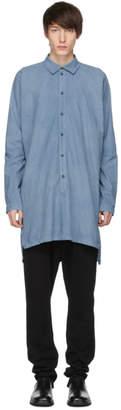 Jan-Jan Van Essche Indigo Hand-Dyed Shirt