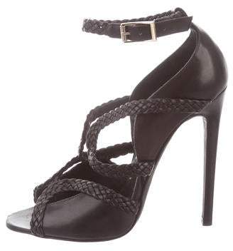b1f32e6451468f Tom Ford Buckle Closure Women s Sandals - ShopStyle