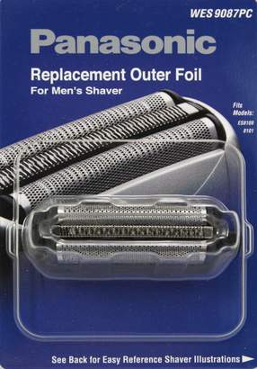 Panasonic WES9087PC Replacement Outer Foil and Older Shaver Model ES8101