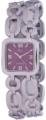 Go Women's 694232 Silver Stainless steel Band Watch.