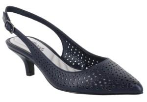 Easy Street Shoes Enchant Slingback Pumps Women's Shoes