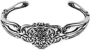 Carolyn Pollack Sterling Interchangable Cuff Br acelet