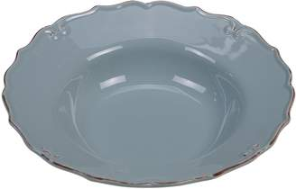 Certified International Vintage Blue 13-in. Pasta Serving Bowl