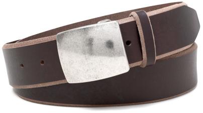 Brooks Brothers Distressed Leather Belt
