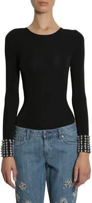 MICHAEL Michael Kors Jersey Body Suit