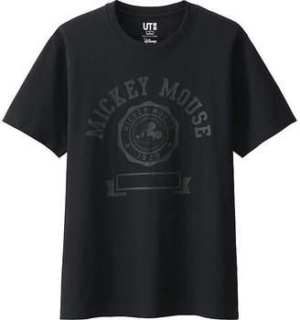 UNIQLO Men's Disney Collection Short Sleeve Graphic T-Shirt $14.90 thestylecure.com