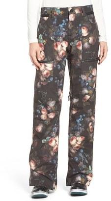 Women's Burton Chance Waterproof Snow Pants $169.95 thestylecure.com