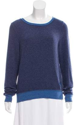 Wildfox Couture Knit Scoop Neck Sweater