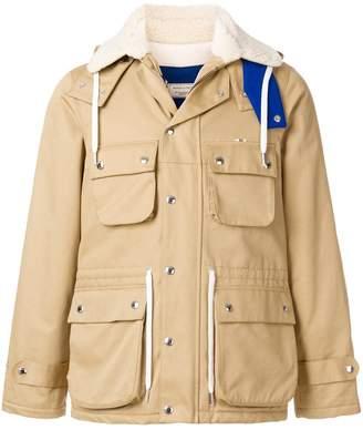 MAISON KITSUNÉ cargo jacket
