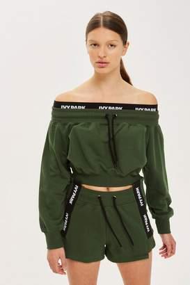 Ivy Park Custom Bardot Sweatshirt