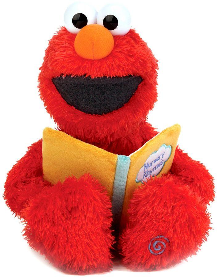 Gund® Sesame Street® Nursery Rhyme Elmo 15-Inch Plush