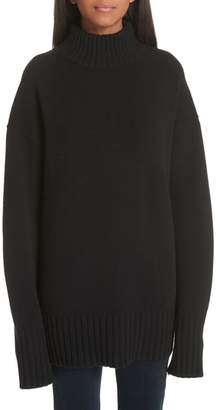 Proenza Schouler Wool & Cashmere Blend Turtleneck Sweater
