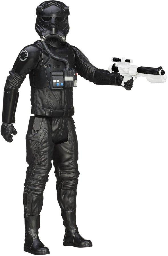 Star Wars E7 Villain Pilot