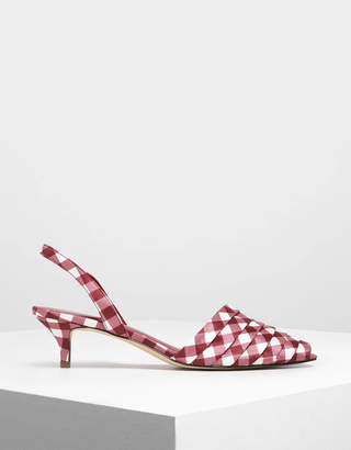 f2a715a1c34 Charles & Keith Red Women's Shoes - ShopStyle