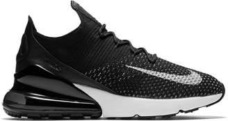 Nike 270 Flyknit Black White (W)