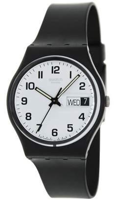 Swatch Once Again Standard Men's Watch, GB743