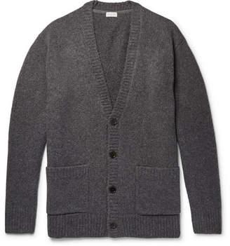Dries Van Noten Oversized Wool-Blend Cardigan