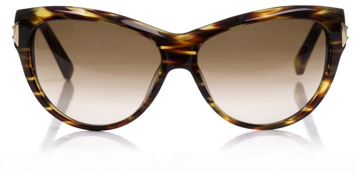MARC JACOBS - Butterfly-shaped sunglasses